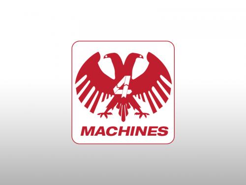 4 Machines